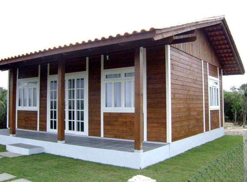 Fachadas de casas for Casas prefabricadas modernas