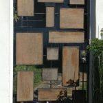 Portones individuales para fachadas de casas