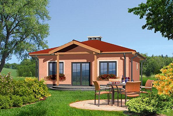 fachadas y planos casas de campo - Fachadas De Casas De Campo