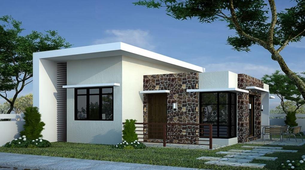 20 fachadas de casas de una planta for Fachadas de casas 1 planta