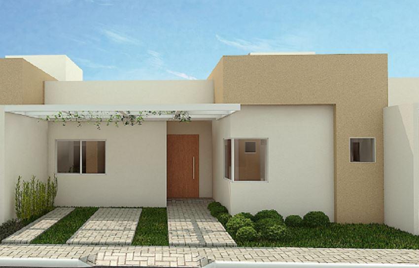 Viviendas de una planta - Modelos de casas de un piso bonitas ...