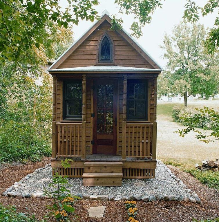 Casas Pequenas - Casas Madera Pequenas - Mimasku.com