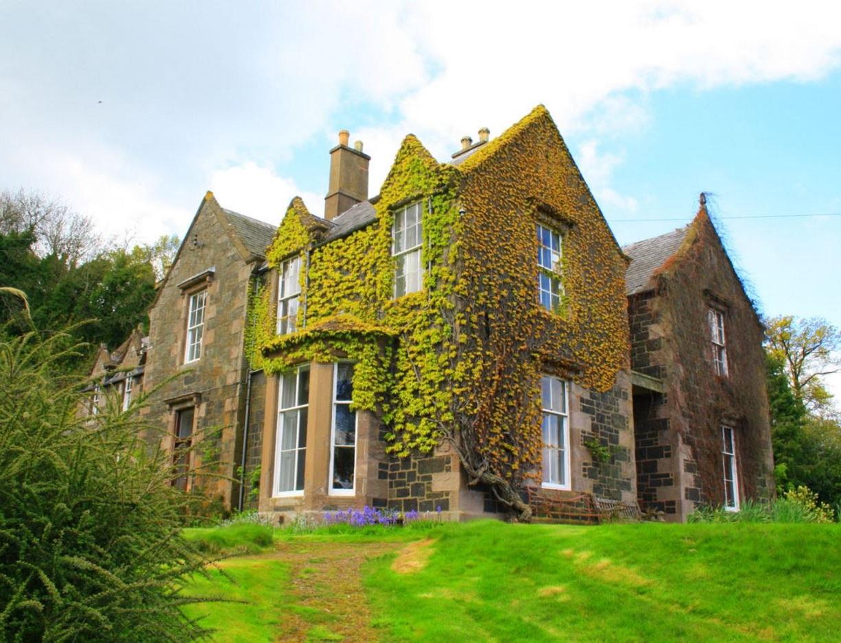 Casa de campo con estilo antiguo - Casas de campo restauradas ...