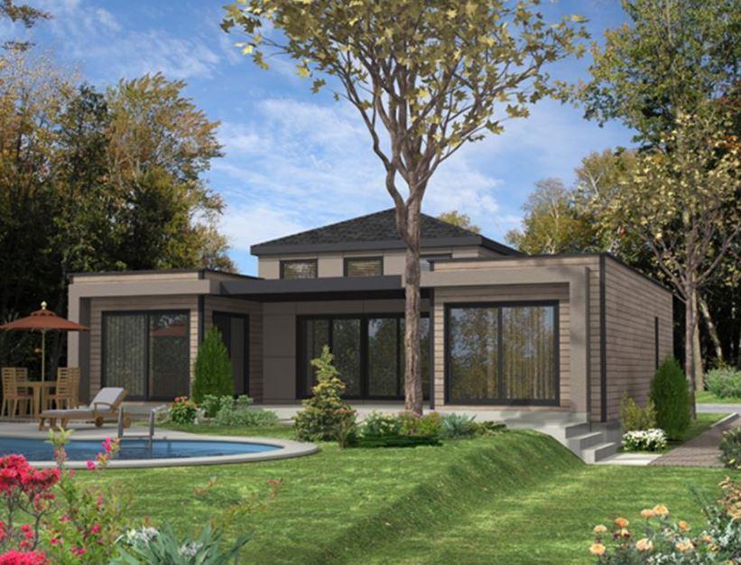 Fachadas de casas fachadas de casas modernas y bonitas for Casas modernas grandes con piscina