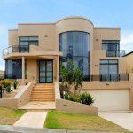 10 Fotos de fachadas para casas a desnivel