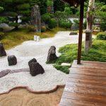 Jardines zen para relajarse