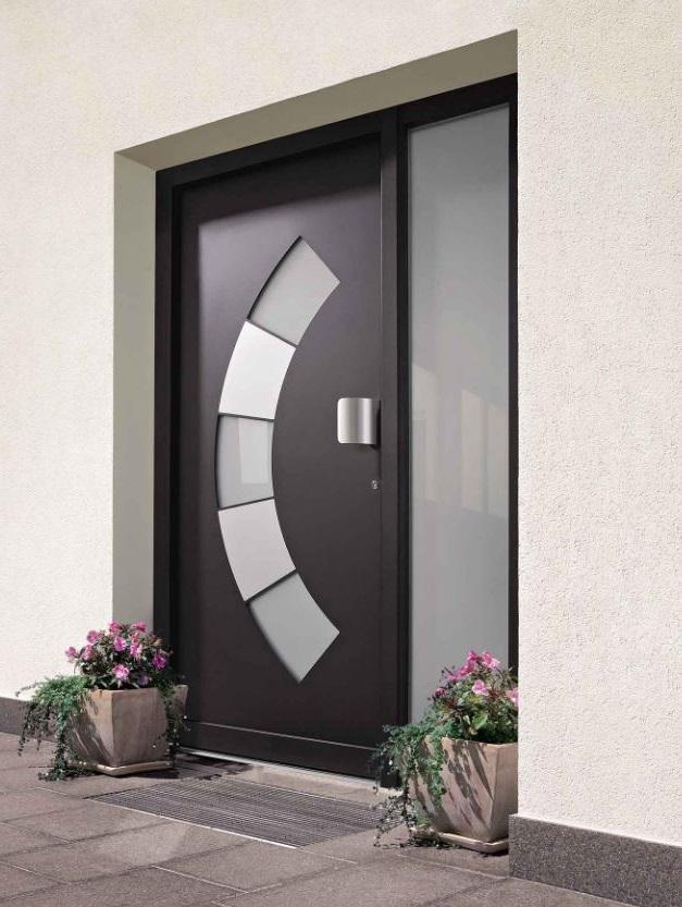 Cat logo de puertas grandes for Puertas de vidrio para casas