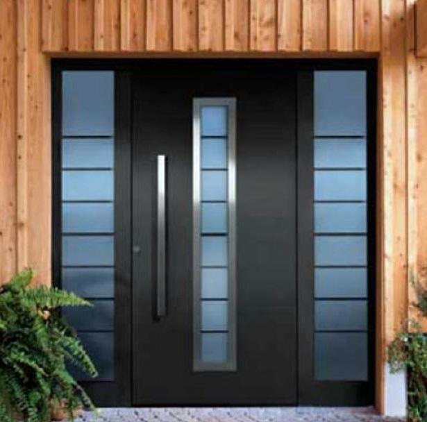 Cat logo de puertas grandes - Puertas de seguridad para casas ...