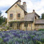 Antigua casa de campo estilo rústico