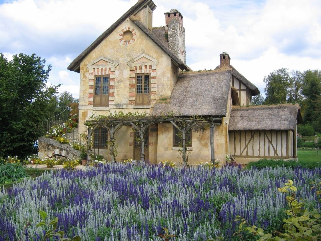 Antigua casa de campo estilo r stico - Casas antiguas de campo ...