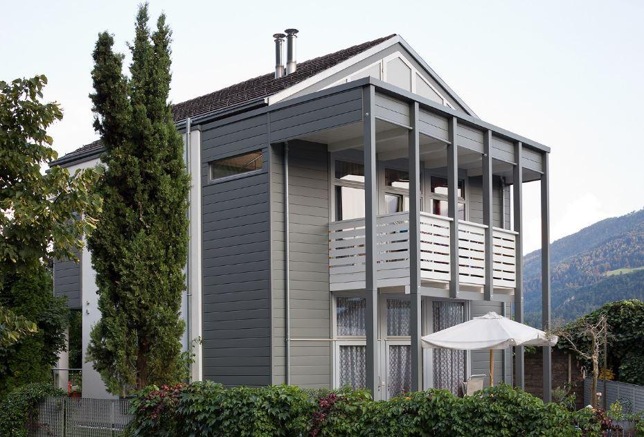 estos paneles de aluminio para fachadas de edificios y fachadas de casas ganan cada da mayor popularidad gracias a su alta resistencia su reducido peso y