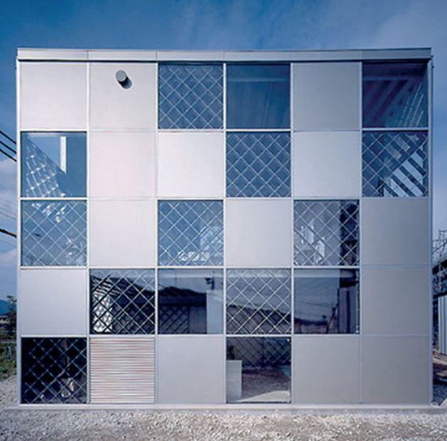Paneles de aluminio para fachadas for Paneles aislantes para fachadas