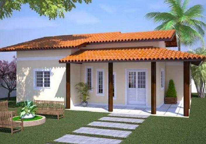 10 Casas con tejas francesas