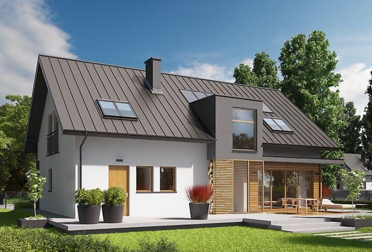 Fachadas de casas y planos arquitectonicos for Casas modernas planos y fachadas