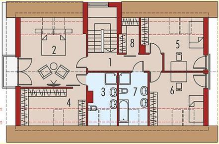 Fachadas con techos de chapa - Modelos de casas de planta baja ...