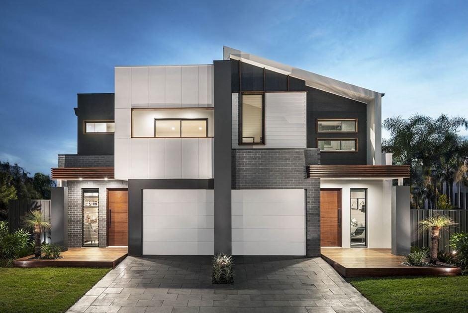 Tipos de fachadas fachadas de casas com pedras u veja Fachadas de casas modernas de dos pisos minimalistas