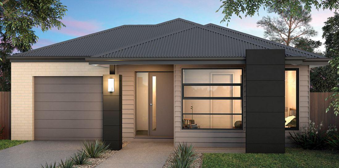 Fachadas de casas fachadas de casas modernas y bonitas for Diseno de casa de 120 metros cuadrados