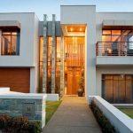 Fachadas de casas modernas en imágenes