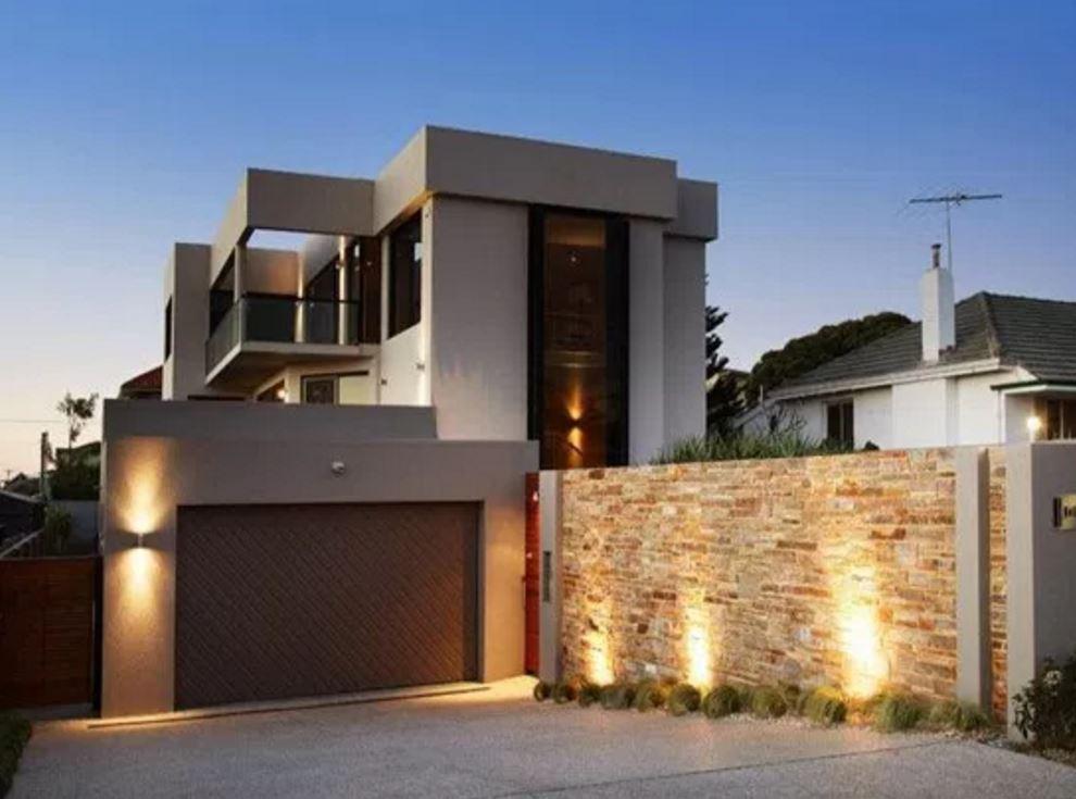 Imagenes de casas casas modernas fotos fachadas holidays oo for Casas pequenas modernas