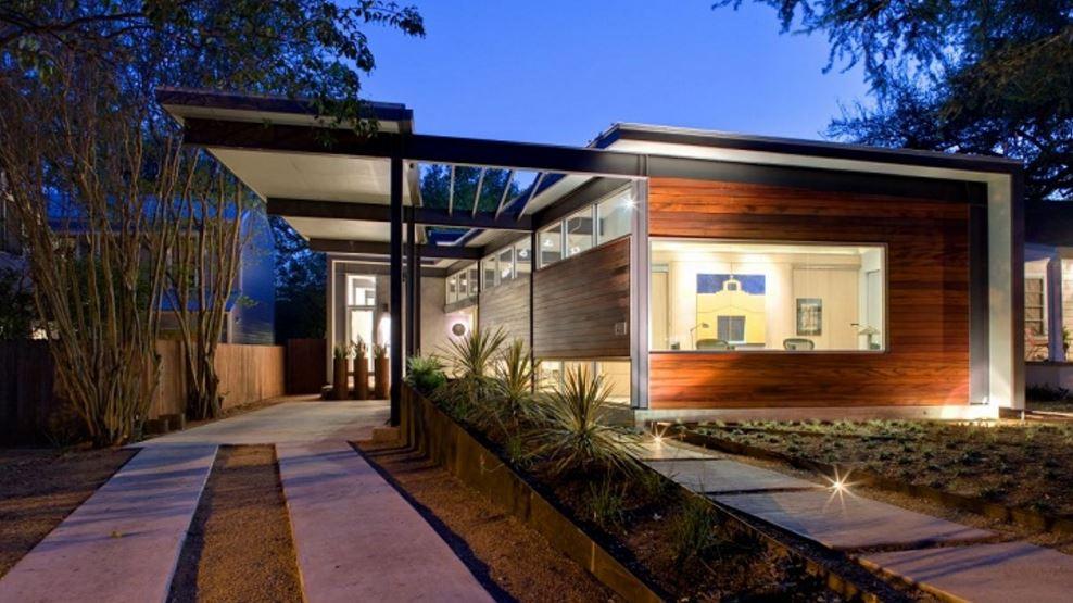 10 modelos de techos inclinados a un agua for Casa techo 1 agua