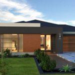 35 Casas con garaje adelante