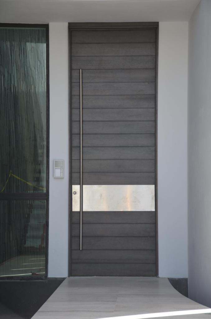 Fiberglass Impact Rated Entry Doors