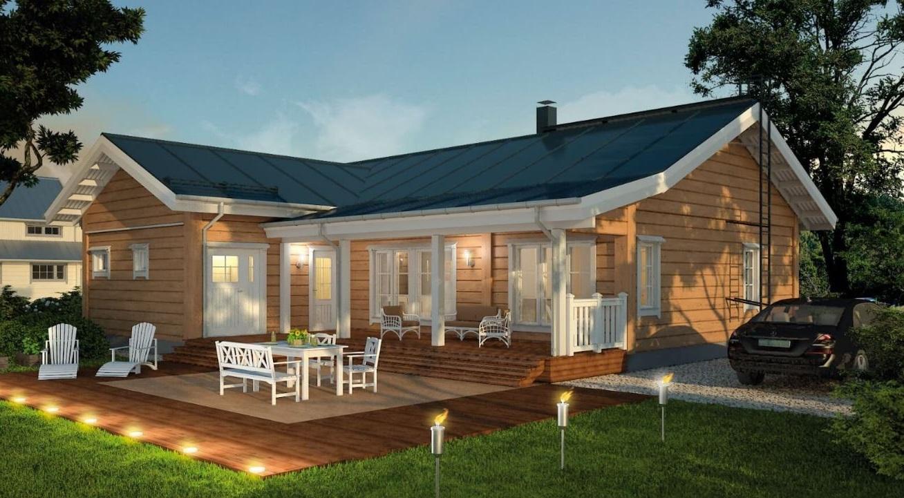 Fachadas prefabricadas - Precio de una casa prefabricada ...