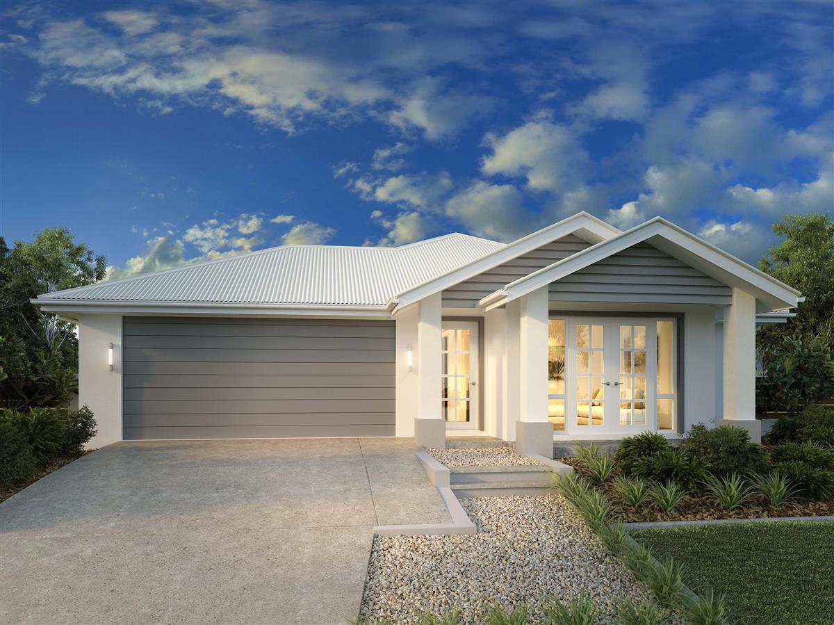 Fachadas con techos de chapa for Los mejores techos de casas