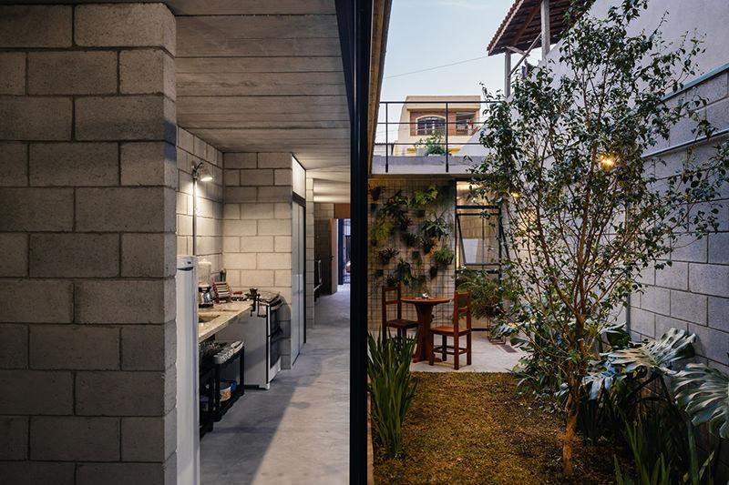 Fachadas de ladrillos - Presupuesto para pintar una casa ...