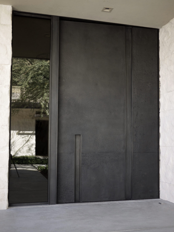 Aberturas para fachadas - Puertas de casa ...