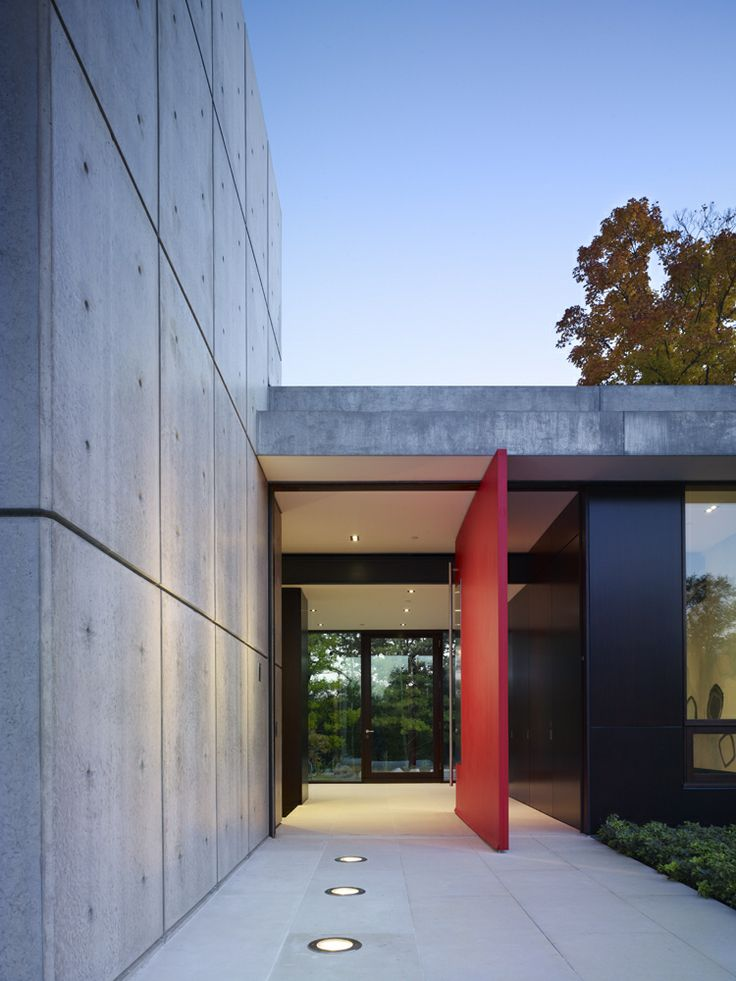 25 fotos puertas modernas para casas for Puertas para frente de casas