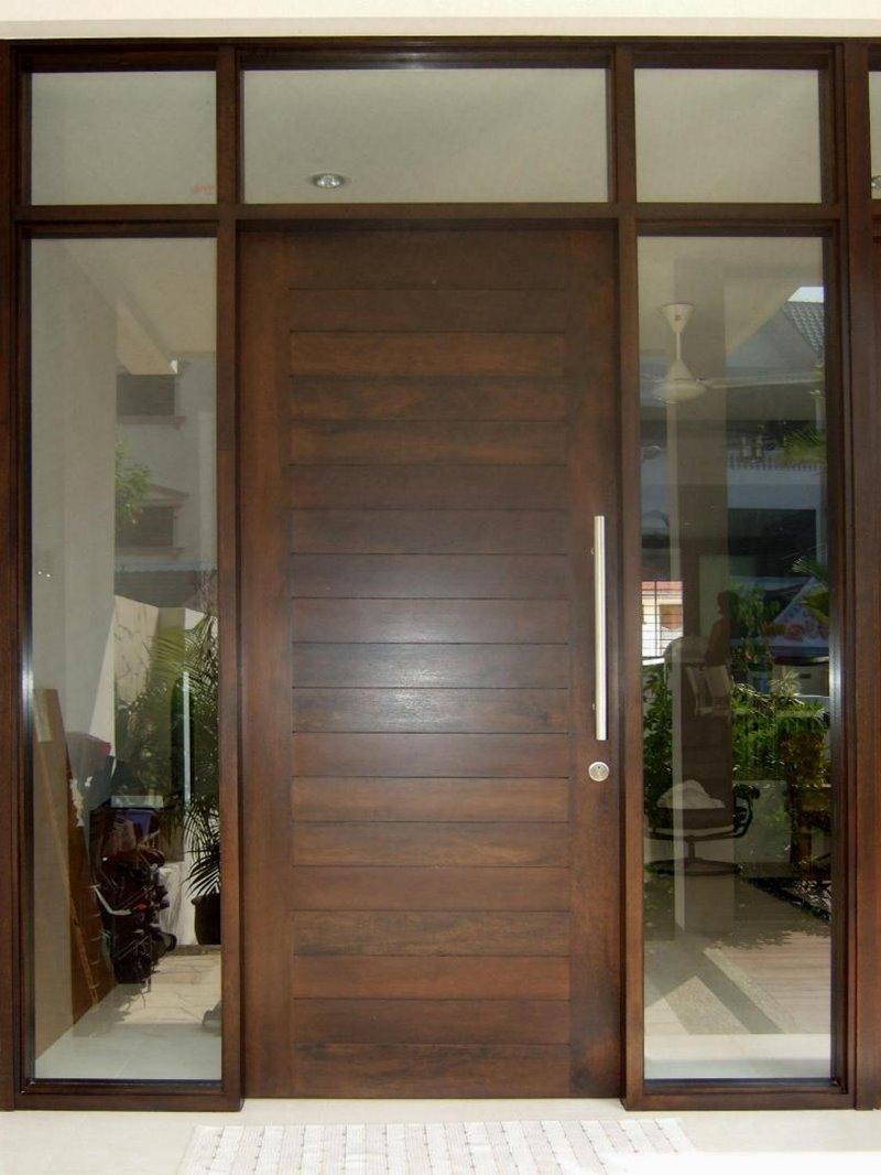 Aberturas para fachadas for Puertas de casa