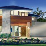 Casas modernas de dos plantas