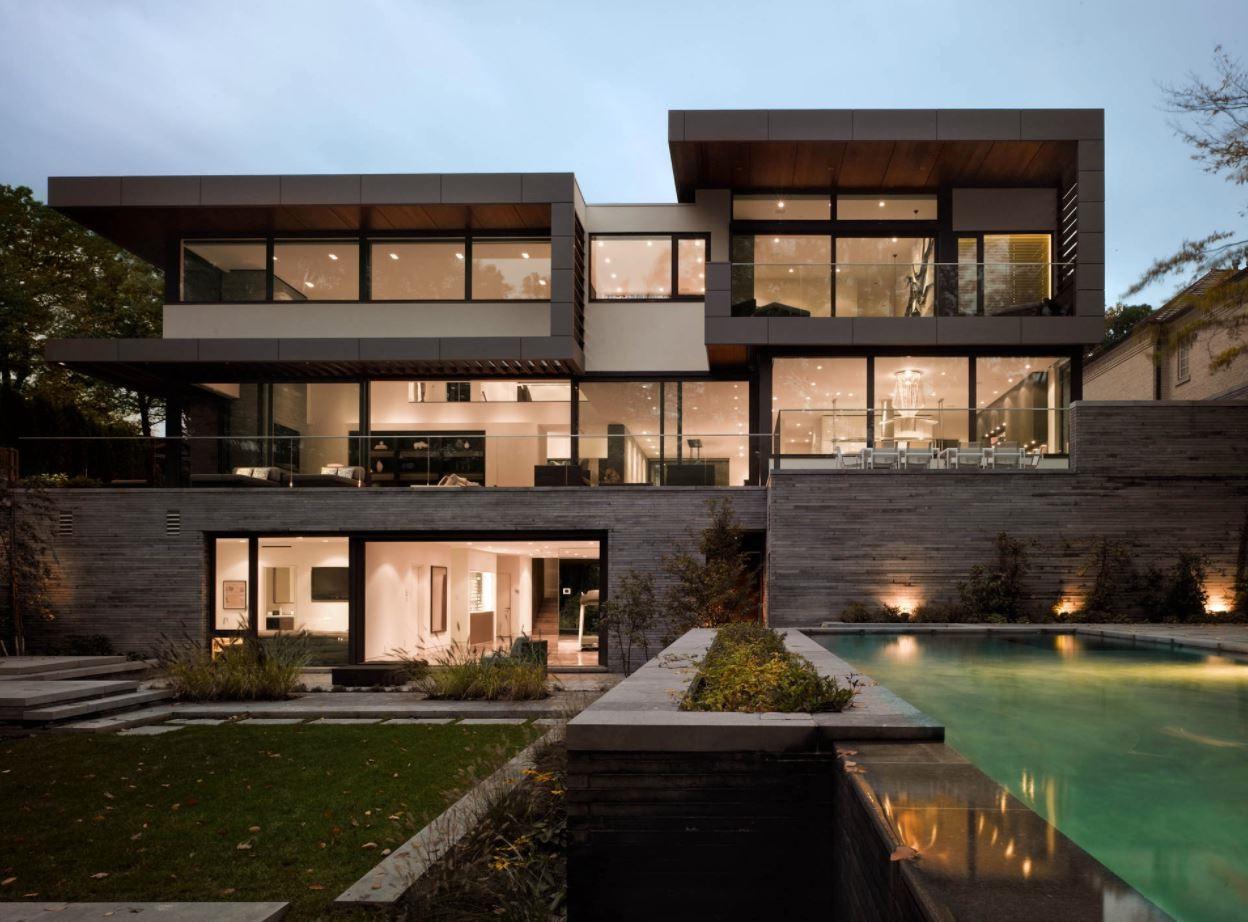casas muy modernas