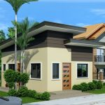 10 modelos de techos inclinados a un agua for Casa clasica 2 dormitorios techo inclinado
