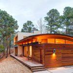 Revestimientos de madera para paredes exteriores – 10 Diseños modernos