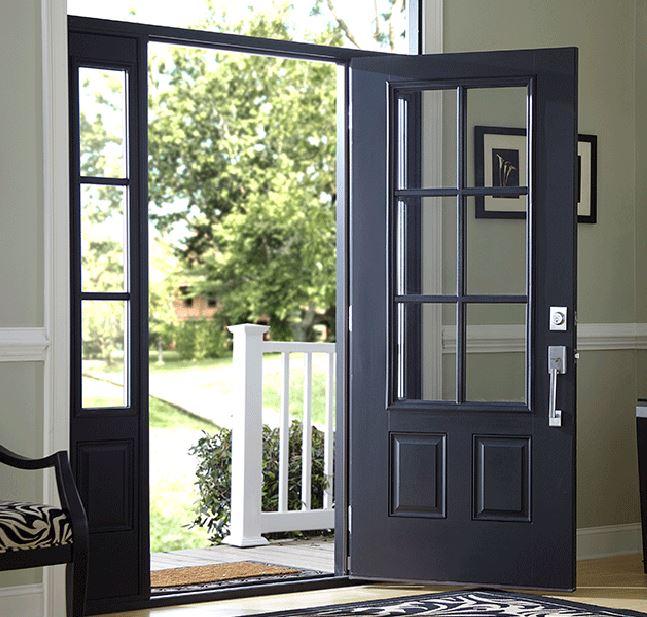 Puertas para fachadas for Puertas para casas minimalistas