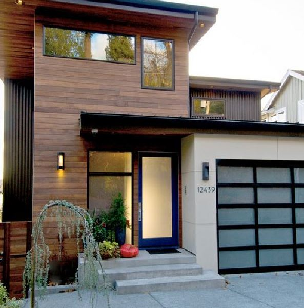 Puertas para fachadas for Puertas principales de casas