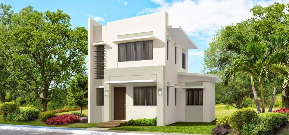 Fachada con ventanas for Ventanas para fachadas de casas modernas