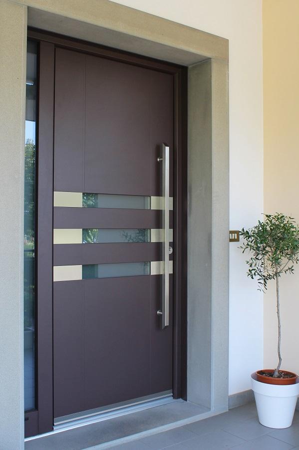 Modelos de puertas de aluminio amazing fotos de puertas - Modelo de puertas de aluminio ...