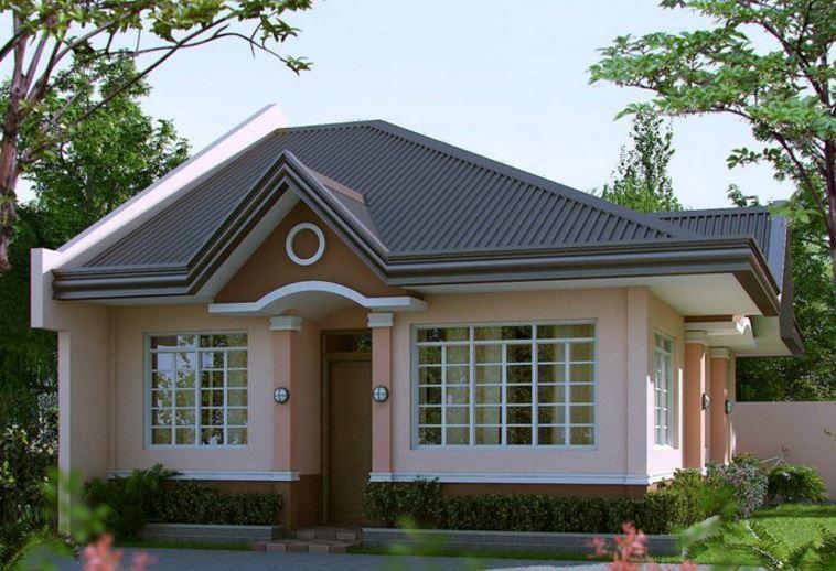 modelos de ventanas para frentes de casas On casas con ventanas de aluminio blanco