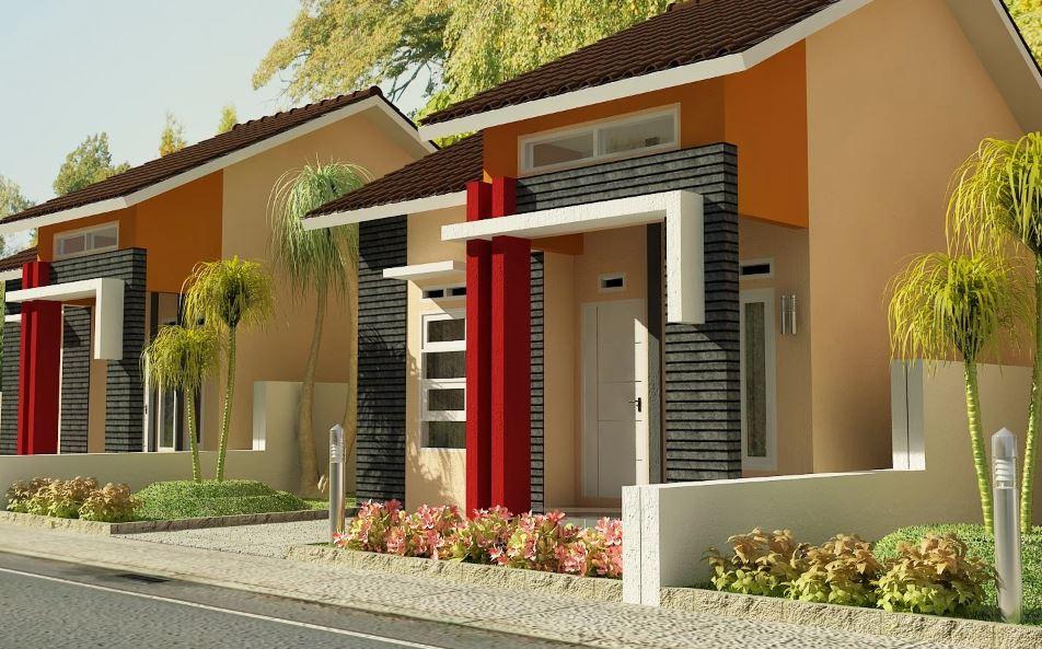 Fachadas de casas comunes for Fachadas de casas de barrio