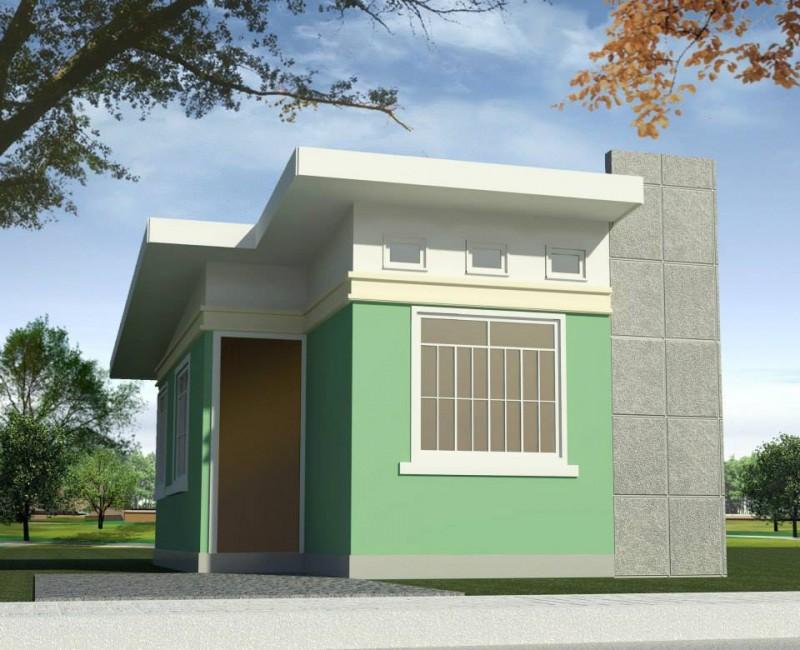 Fachada con ventanas for Fachada de casas modernas con vidrio