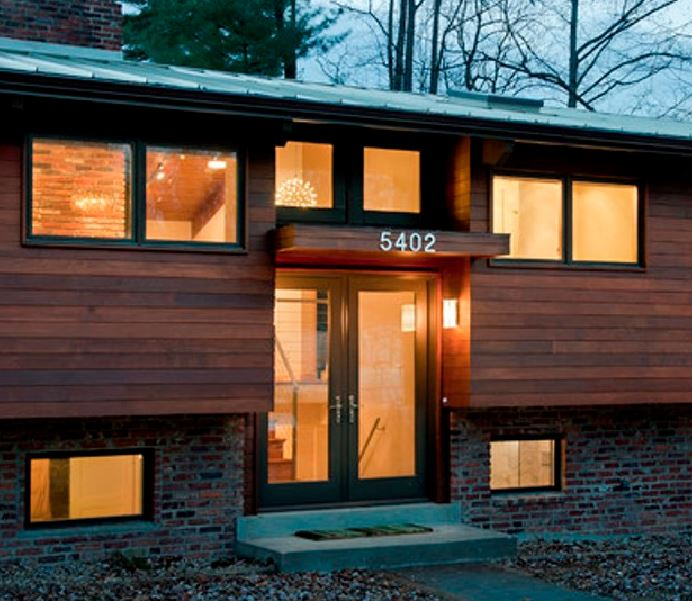 Puertas modernas - Puertas casas modernas ...