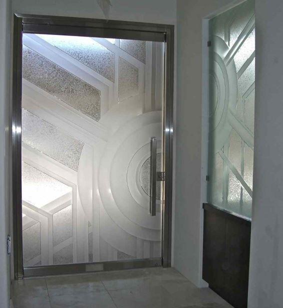 Puertas para fachadas - Puertas de metal ...