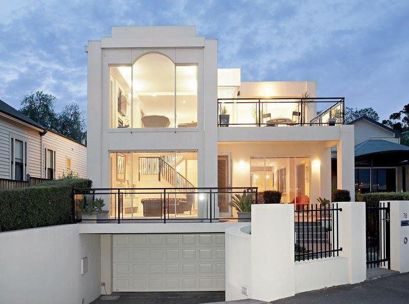 Modelos de rejas para fachadas - Rejas de casas modernas ...