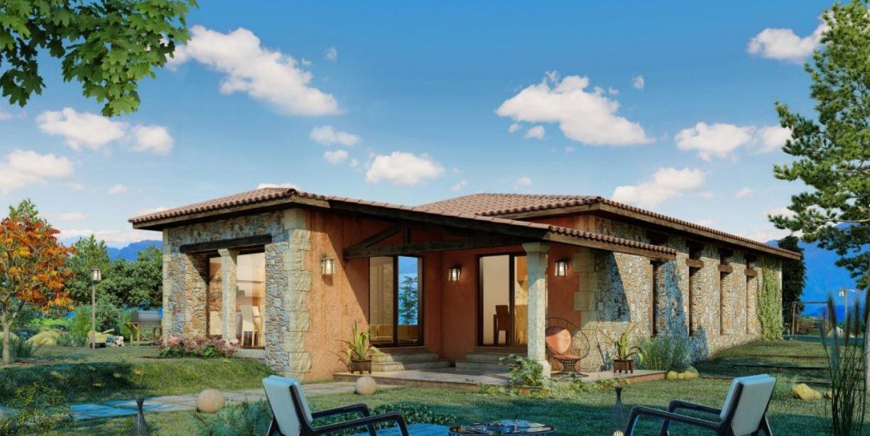 Fachadas de casas de campo for Disenos de fachadas de casas pequenas