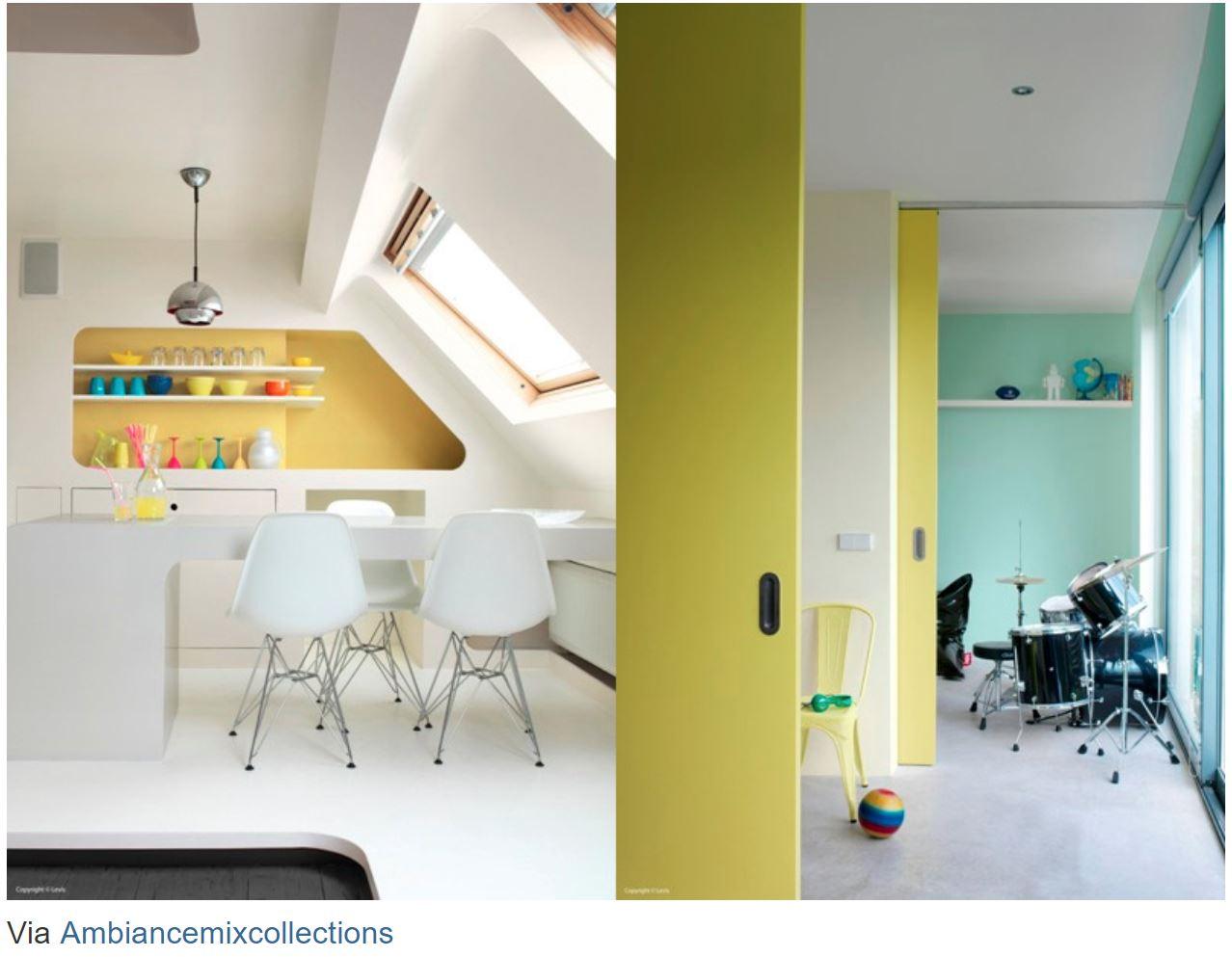 Ideas para pintar una casa moderna best cabeceros de cama - Ideas para pintar una casa ...