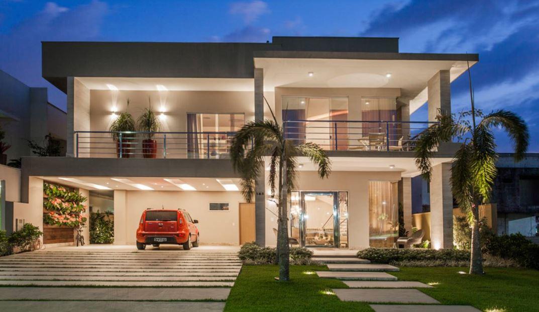 Fachadas minimalistas - Fachadas de chalets ...