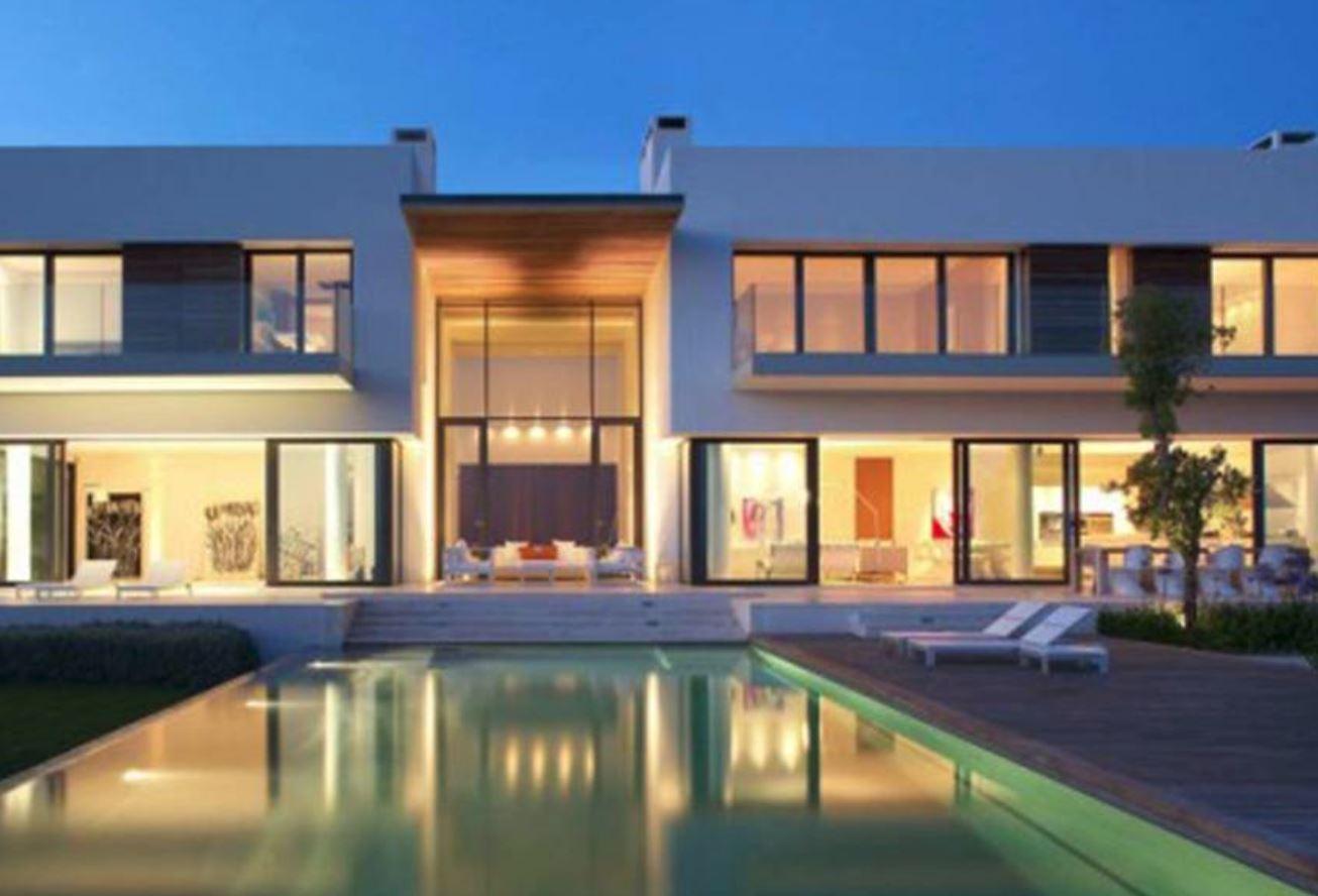 Fachadas minimalistas for Casa minimalista 2017